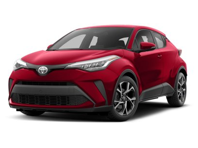 New 2020 Toyota C-HR - 544250682