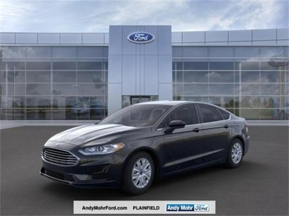 New 2019 Ford Fusion S - 510562012