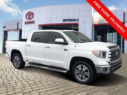 Certified 2018 Toyota Tundra 1794 Edition - 547213303