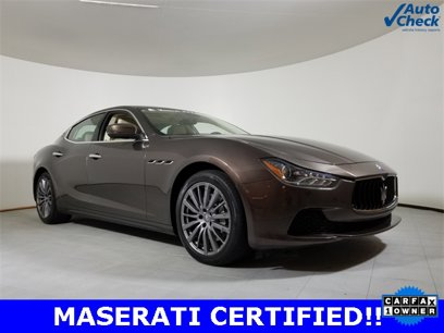 Certified 2017 Maserati Ghibli - 533351186