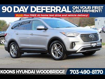 Used 2017 Hyundai Santa Fe SE w/ Ultimate Package - 546534062