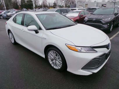 New 2020 Toyota Camry XLE - 537422603