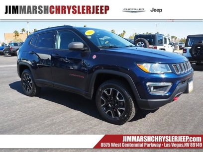 Used 2019 Jeep Compass 4WD Trailhawk - 543132110