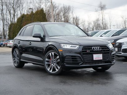 New 2020 Audi SQ5 Premium Plus - 539336716