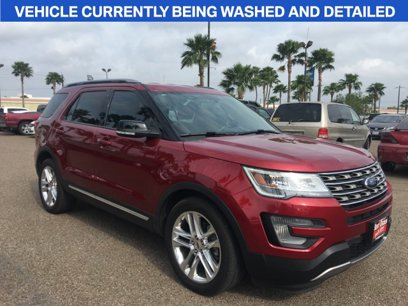 Used 2017 Ford Explorer FWD XLT - 547625801