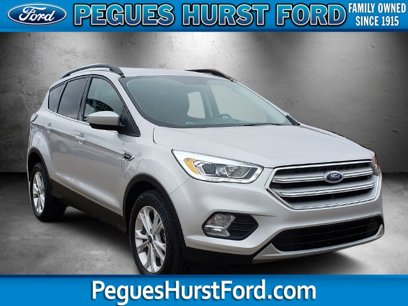 Used 2018 Ford Escape FWD SEL - 543217409
