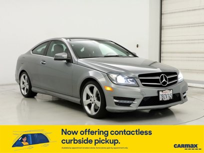 Used 2014 Mercedes-Benz C 350 Coupe - 563419514