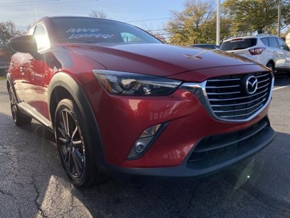 Used 2017 MAZDA CX-3 AWD Grand Touring - 558285518