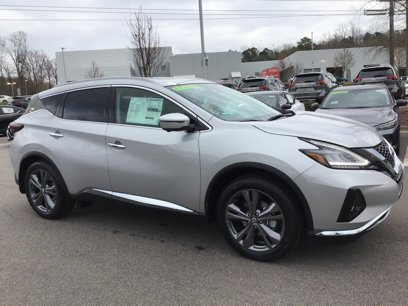 New 2020 Nissan Murano FWD Platinum w/ Cargo Package - 545656619