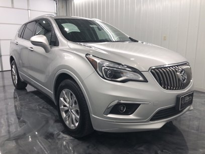 Used 2018 Buick Envision AWD Essence - 520292658