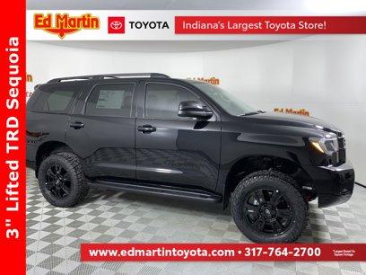 New 2020 Toyota Sequoia 4WD - 530756342