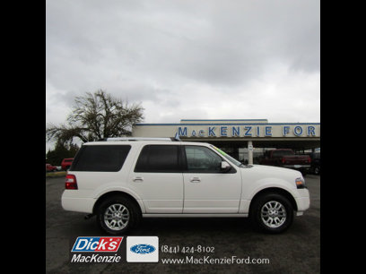 Used 2017 Ford Expedition 4wd Limited