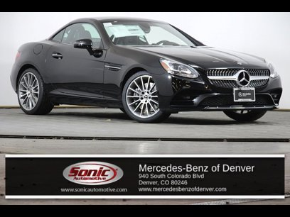 New 2019 Mercedes-Benz SLC 300 - 505549707