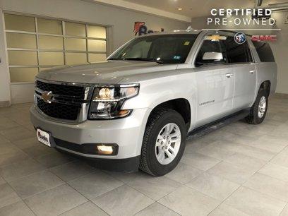 Certified 2019 Chevrolet Suburban 4WD LT - 542585940