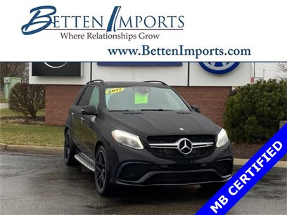 Certified 2017 Mercedes-Benz GLE 63 AMG S 4MATIC - 536221625