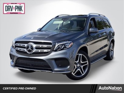 Certified 2017 Mercedes-Benz GLS 550 4MATIC - 544256502