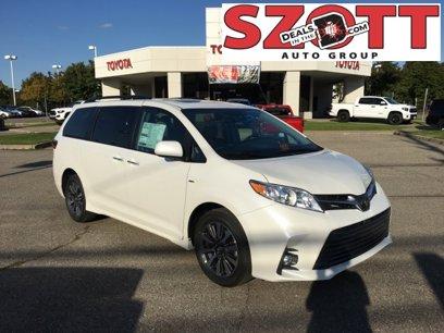 New 2020 Toyota Sienna XLE - 530751443