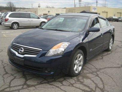 Used 2007 Nissan Altima Hybrid Sedan Euclid Oh 44132 425278111 1