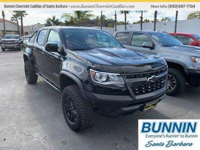 New 2020 Chevrolet Colorado 4x4 Crew Cab ZR2 - 538569478