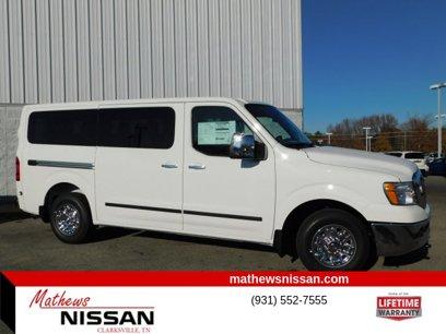 New 2020 Nissan NV 3500 Passenger - 531515365