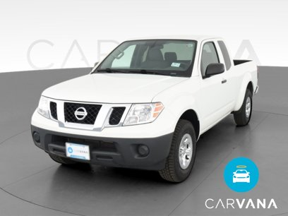 Used 2018 Nissan Frontier S - 568637480