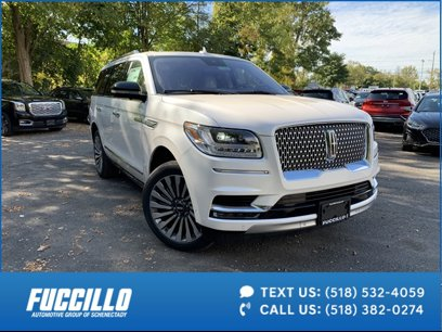 New 2019 Lincoln Navigator 4WD Reserve - 528604776
