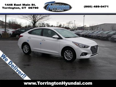 New 2020 Hyundai Accent SEL - 535859122
