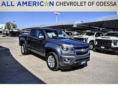 Certified 2020 Chevrolet Colorado 4x4 Crew Cab LT - 565359892