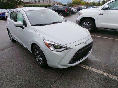 New 2020 Toyota Yaris XLE - 532182824