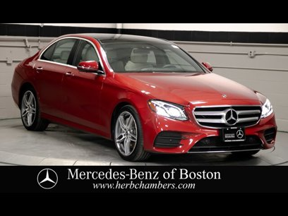 Used 2019 Mercedes-Benz E 300 4MATIC - 538304145