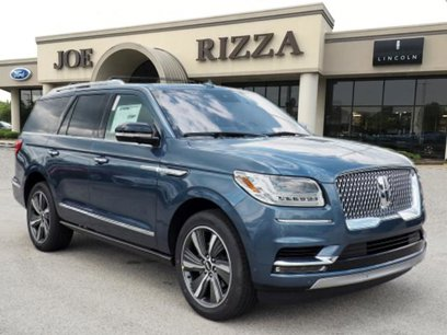 New 2019 Lincoln Navigator 4WD Reserve - 525592371