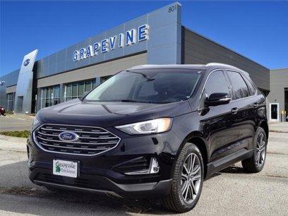 New 2020 Ford Edge FWD Titanium - 535438020