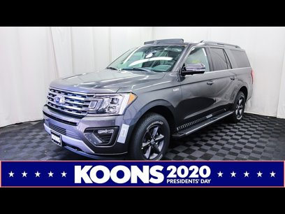 New 2020 Ford Expedition Max 4WD XLT - 534407195