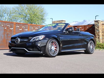 Used 2018 Mercedes-Benz C 63 AMG S Cabriolet - 545211822