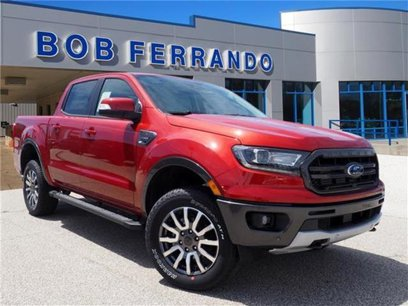 New 2019 Ford Ranger 4x4 SuperCrew - 519958912