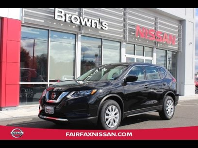 New 2020 Nissan Rogue S - 532163306