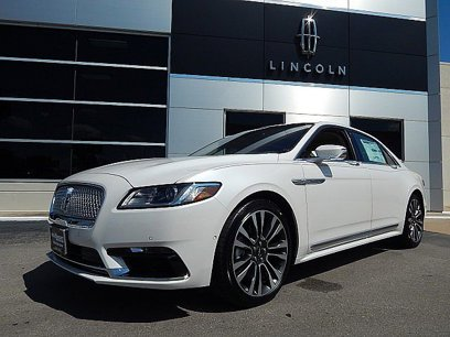 New 2019 Lincoln Continental Reserve - 514688533