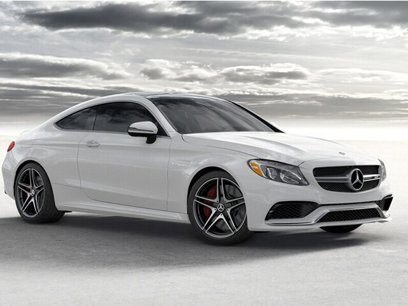 New 2019 Mercedes-Benz C 63 AMG S Coupe - 541616995