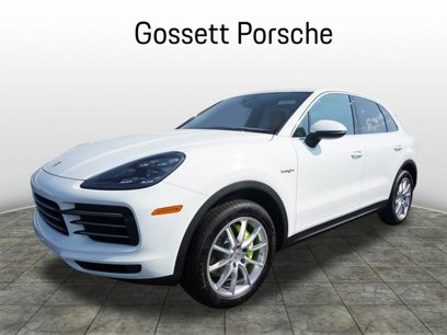 New 2019 Porsche Cayenne E-Hybrid - 526996185