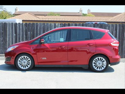Certified 2017 Ford C-MAX Energi SE - 558146425