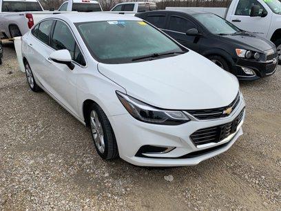 Used 2017 Chevrolet Cruze Premier Sedan - 544250722