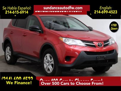 Fort Worth Toyota >> 2015 Toyota Rav4 For Sale In Fort Worth Tx 76104 Autotrader