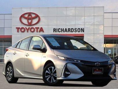Used 2019 Toyota Prius Prime Advanced - 548444802