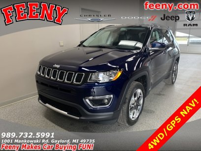 New 2020 Jeep Compass 4WD Limited - 526566628