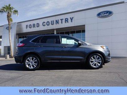 Certified 2019 Ford Edge FWD Titanium - 543457185