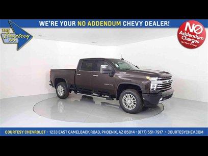 New 2020 Chevrolet Silverado 3500 4x4 Crew Cab High Country - 548685881