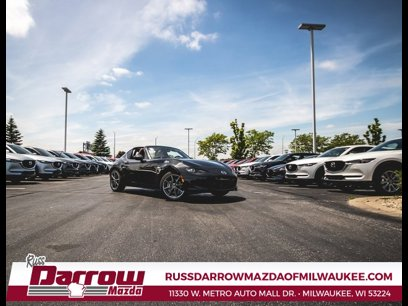 New 2019 MAZDA MX-5 Miata RF Grand Touring - 519318076