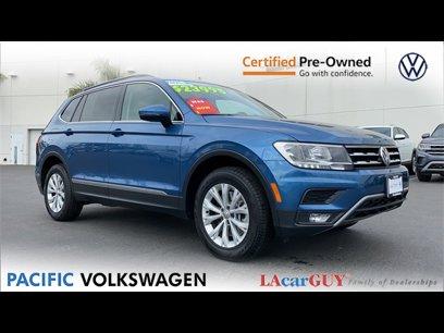 Certified 2018 Volkswagen Tiguan SE - 565874477