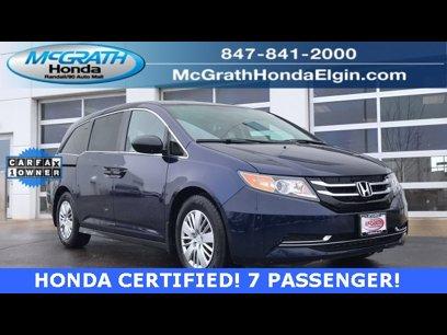 Certified 2016 Honda Odyssey LX - 542368278