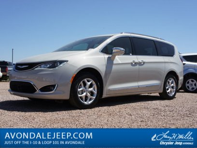 New 2020 Chrysler Pacifica Limited - 548440132